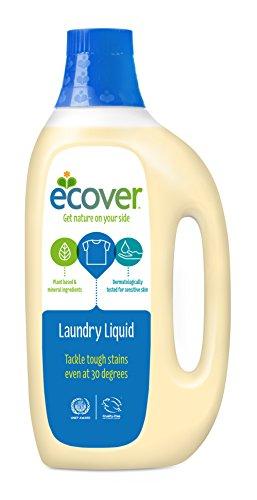 ECOVER(エコベール) ランドリーリキッド(洗たく用液体洗剤) 1500ml