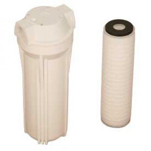 Genesis Water Technologies Gw-Sps20 Water Scale Build Up Prevention System With 2-Gallon/Minute Flow And Template Assisted Crystallization Technology
