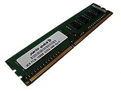 8GB Memory for HP ProLiant ML10 v2 Server DDR3-1600 PC3L-12800E ECC UDIMM (PARTS-QUICK BRAND)
