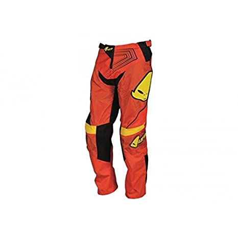 Pantalon ufo iconic kid orange/jaune 8-9 ans - Ufo 43301308