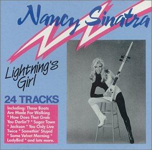 Nancy Sinatra Lightning S Girl Amazon Com Music