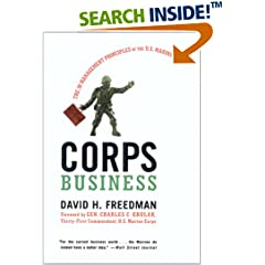 Corps Business Cover