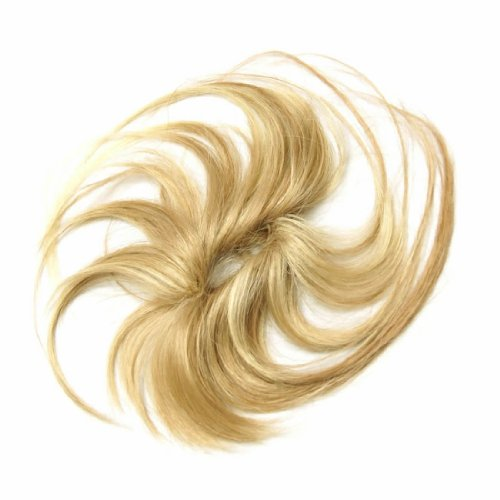 Cosmopolitan Hair Layered Wrap Medium Golden Blonde