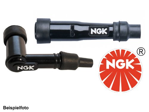 NGK Z&#252;ndkerzenstecker LB05F f&#252;r PIAGGIO TPH Automatic ab 94 80 ccm