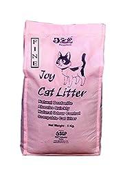 Joy Cat Litter - Fine - Lavender Fragrance - 5 KG Pack