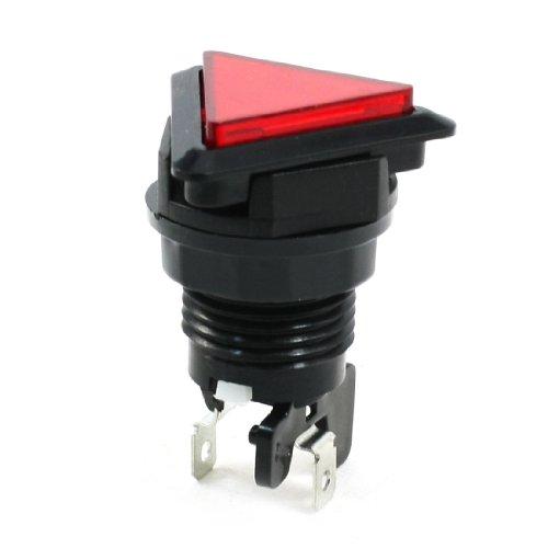 radio-shack-spst-colore-rosso-con-triangolo-momentaneo-interruttore-a-pulsante-per-gioco-arcade