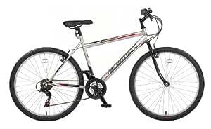 Elswick Premier Mens Bike - Silver / Black, 26-inch