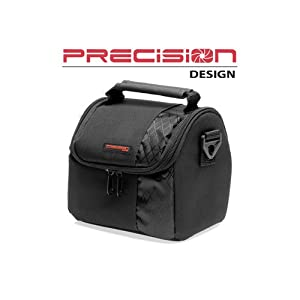 Precision Design PD-C10 Digital Camera Padded Carrying Case