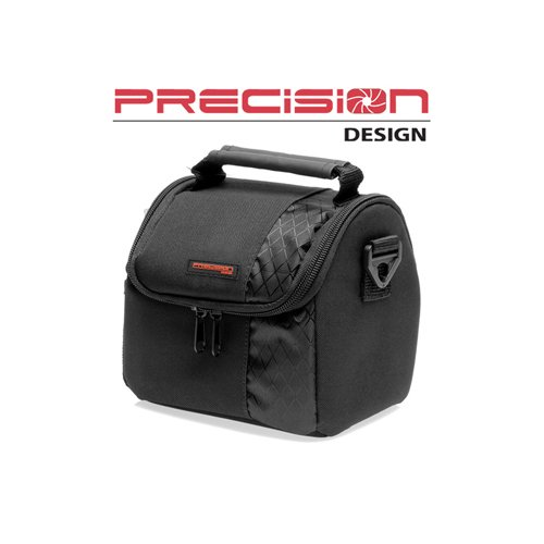 Affordable Precision Design Camcorder Padded Carrying Case Jvc Gz-hd300 Hm200