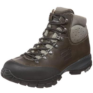 Zamberlan Women's 308 Trekker RR Hiking Boot,Waxed Forest/Grey,10 M US