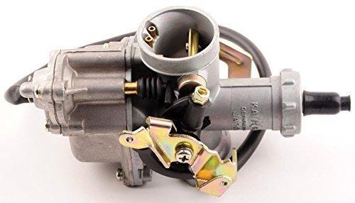 27mm Carburetor w/Cable Choke for 200cc ATVs Dirt Bikes Go Karts 200cc Quad 4 Wheeler Pit Bike (200cc Carburetor compare prices)
