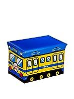 Premier Interiors Caja de Almacenamiento Train