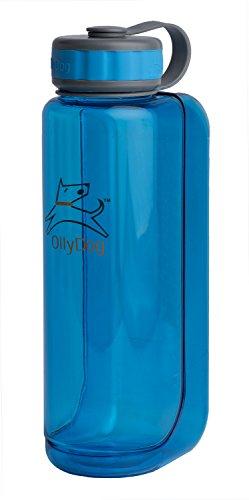 OllyDog Ocean OllyBottle Water Bottle, 1 L (One Liter Bottle compare prices)