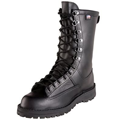 buy Danner Men's Fort Lewis 10″ Uniform Boot good deals sale on ...