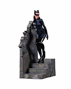 DC Direct The Dark Knight Rises: Catwoman 1:12 Scale Statue at Gotham City Store