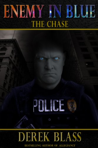 <strong>KND Freebies: Action-packed <em>ENEMY IN BLUE: THE CHASE</em> by Derek Blass is featured in today's Free Kindle Nation Shorts excerpt</strong>