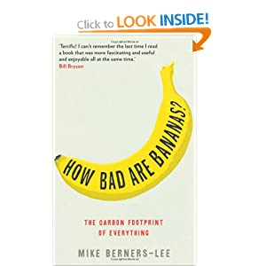 The carbon footprint of everything  - Mike Berners-Lee