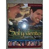 img - for Sol Y Viento: Beginning Spanish by Bill VanPatten (2004-10-30) book / textbook / text book