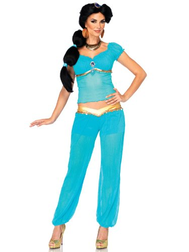 Jasmine Costume - Medium - Dress Size 8-10