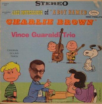 Vince Guaraldi - Jazz Impressions Of A Boy Named Charlie Brown - Zortam Music