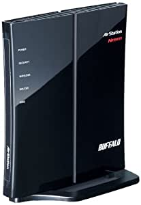 Buffalo WHR-G300NV2-EU AirStation Nfiniti 300Mbps WLAN-N Router und Access Point