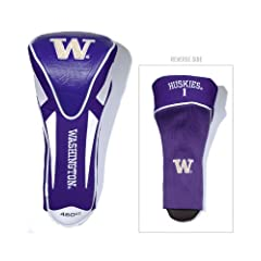 Brand New University of Washington Huskies Single Apex Headcover by Things for You