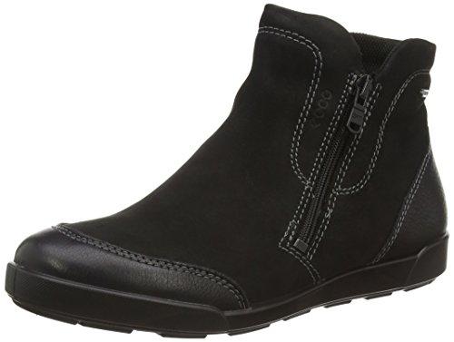ecco-crisp-ii-botas-de-cuero-mujer-color-negro-talla-38