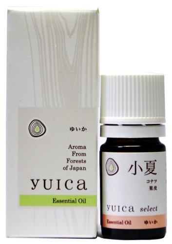 yuicaselect エッセンシャルオイル コナツ 5ml
