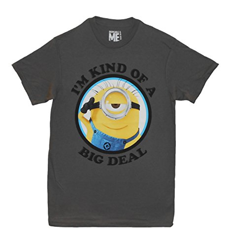 Despicable Me Men's - Kind Of A Big Deal T-Shirt