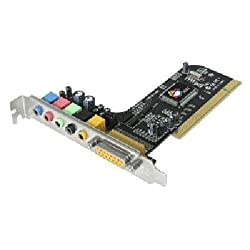SIIG SoundWave 5.1 PCI - sound card (IC-510012-S2) -
