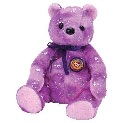Ty Beanie Babies Clubby VI - Purple - 1
