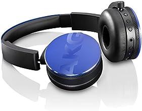 【国内正規品】AKG Y50BT ワイヤレスヘッドホン Bluetooth 密閉型 DJスタイル ブルー Y50BTBLU