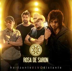Rosa de Saron - CD - Rosa de Saron - Horizonte Distante - Ao Vivo