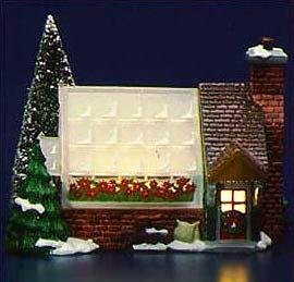 Dept 56 Original Snow Village Greenhouse 5402-0