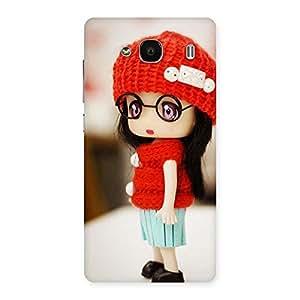 Cute Cute Little Angel Multicolor Back Case Cover for Redmi 2