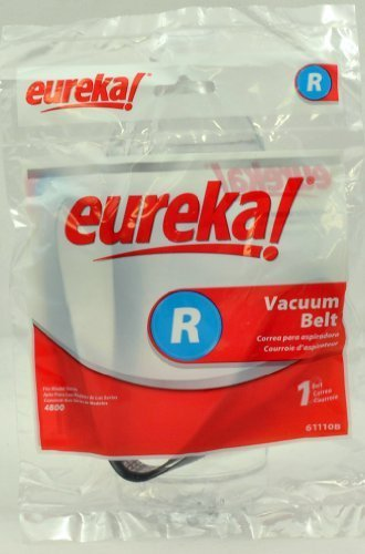 Eureka R Upright Vacuum Cleaner Belt, Eureka Part Number 61110A-12, 21-3118-03 (Eureka 61110c compare prices)
