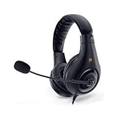 iBall Cozy 30 Gold Series Stereo Headset with MIC
