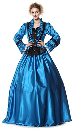Charmian® Women's Medieval Civil War Victorian Renaissance Gothic Ball Gown Costumes