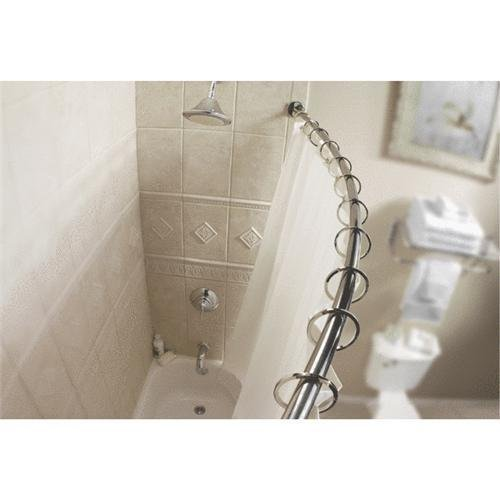 a couple of shower curtain rod questions--need answers asap