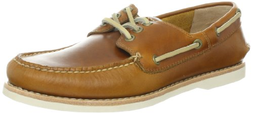Frye Men's Sully Boat Boat Shoes Brown Marron (Cam) 6 (40 EU)
