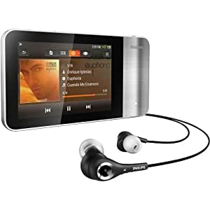 Philips GoGear Muse 8 GB MP3 Player