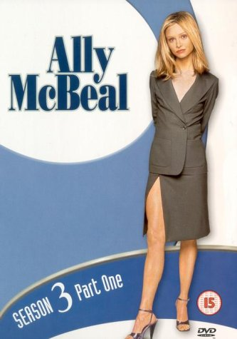 Ally McBeal - Season 3 Part 1 [DVD] [1998]