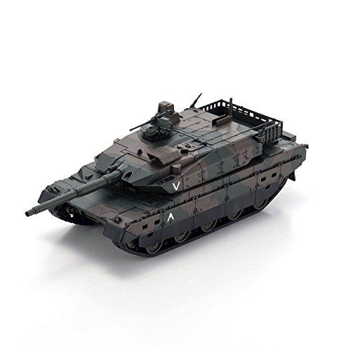 1/60 EP armure de poche i-pilote de type Ground Force d'auto-defense 10 camouflage 1 Readyset 69040C
