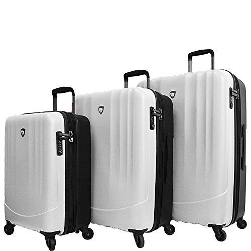 mia-toro-polipropilene-hardside-spinner-3-piece-set-white-one-size