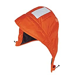 MUSTANG SURVIVAL Mustang Classic Insulated Foul Weather Hood - Universal - Orange / MA7136-U-OR /