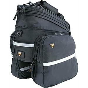 Amazon Com Topeak Rx Trunk Bag Dx Bike Panniers And