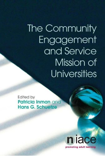 The Community Engagement and Service Mission of Universities
