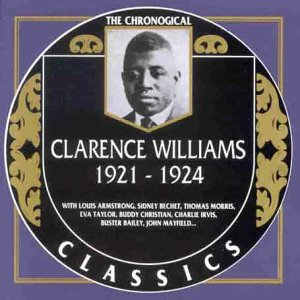 Clarence Williams, 1921-1924 by Clarence Williams