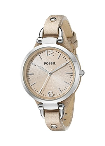 fossil s es2830 stainless steel with