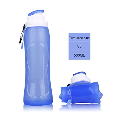 hamswan-500ml17oz-gourde-pliable-bouteille-deau-pliable-en-silicone-semi-transparent-et-resistante-j